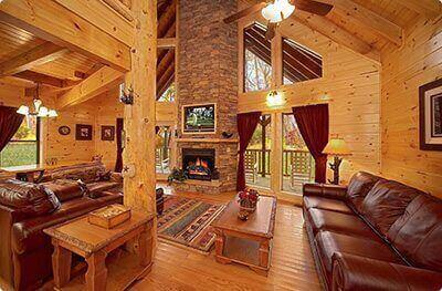 Gatlinburg Cabin Rentals In The Smoky Mountains Gatlinburg Tn Vacation Elk Springs Resort