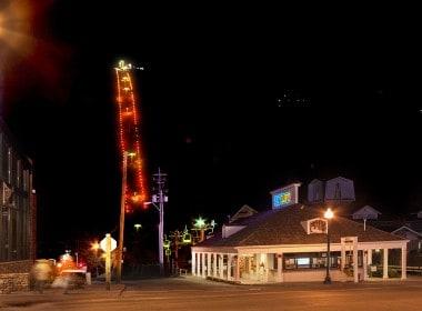 Gatlinburg Sky Lift - Travel 1,800 feet to the top of Gatlinburg for amazing views of downtown